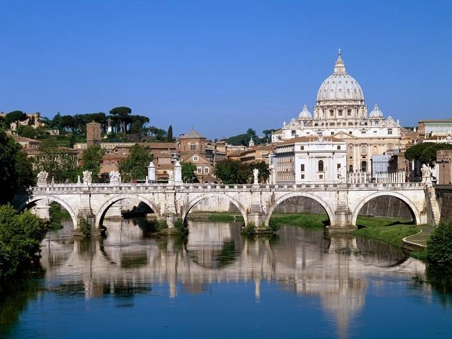 7 địa danh không thể bỏ qua khi du lịch Rome