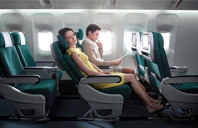 Khám phá sự tiện nghi của hãng hàng không tốt nhất thế giới