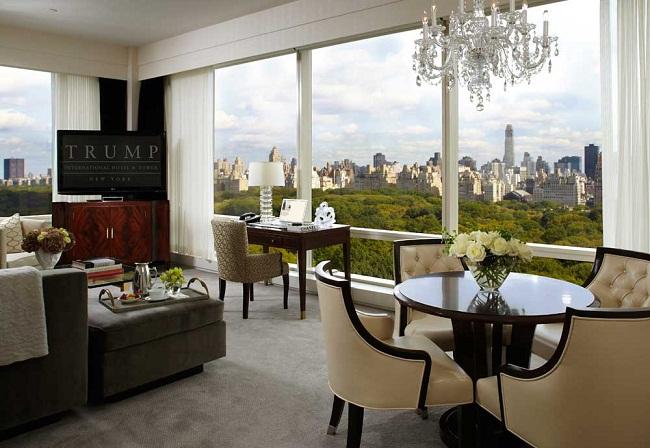 10 khách sạn tốt nhất New York