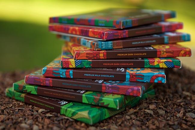 Khám phá thế giới chocolate ở Mỹ