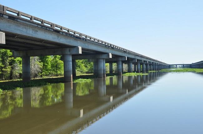 Hành trình khám phá những cây cầu dài nhất nước Mỹ