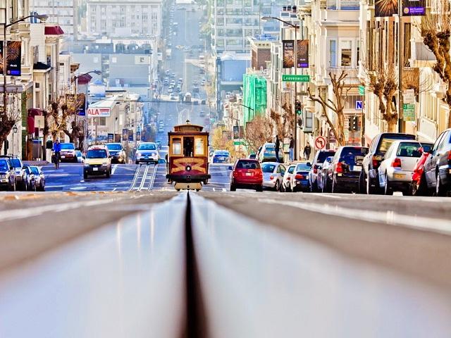 San Francisco và điểm đến hấp dẫn