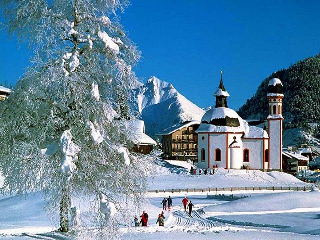 Những điểm du lịch níu chân du khách ở Áo