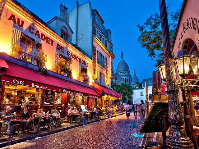 Những gợi ý thú vị khi đến Paris