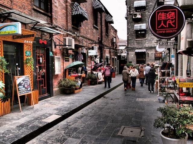 Cùng EVA Air khám phá Thượng Hải xưa