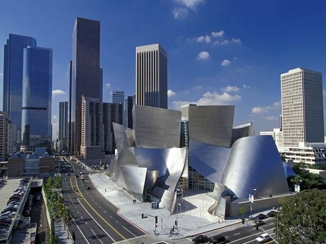 Trải nghiệm tổng quan một vòng ở Los Angeles