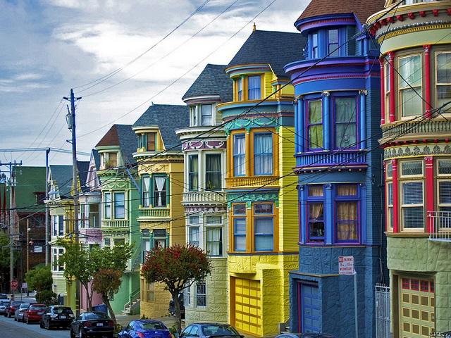 Khám phá San Francisco những ngày hè