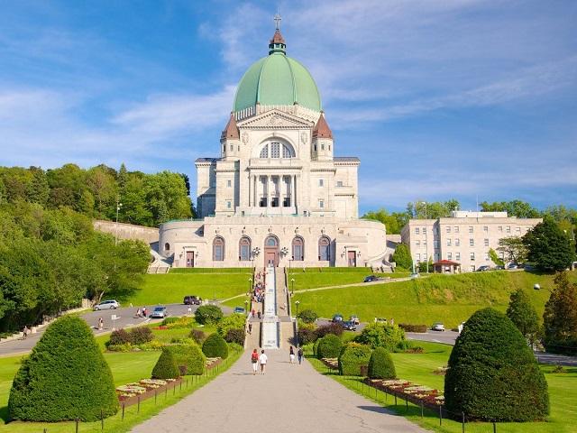 Ngắm nhà thờ đẹp nhất Canada