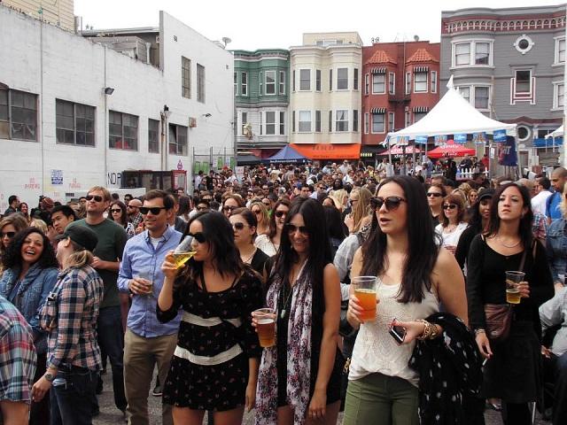 Rộn ràng lễ hội ở San Francisco