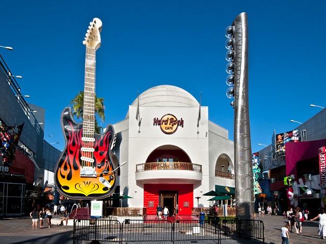 Los Angeles điểm đến nao lòng ở Mỹ