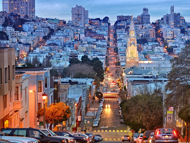 San Francisco thành phố với vô vàn điểm đến hấp dẫn