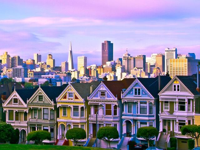 San Francisco và những điểm đến làm say lòng lữ khách