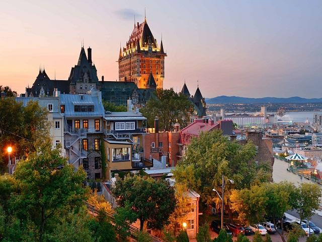 Cùng EVA Air thăm những địa danh tuyệt đẹp ở Canada