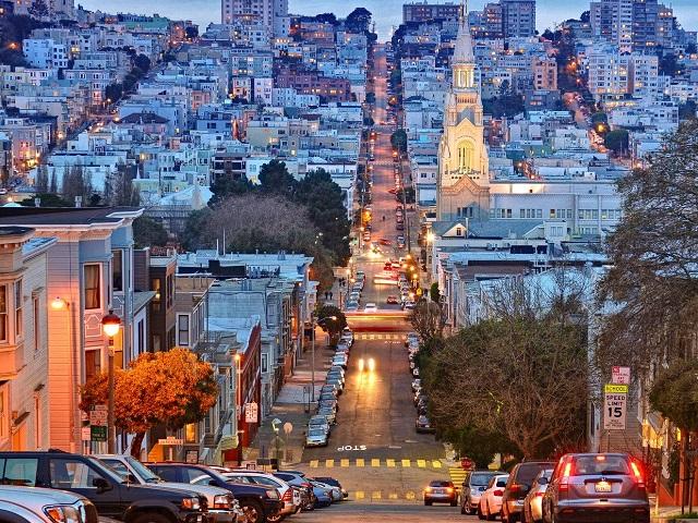 Quên lối về với các điểm đến hấp dẫn ở San Francisco