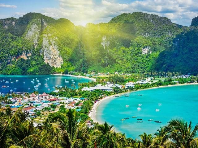 Cùng EVA Air khám phá các đảo thiên đường Thái Lan
