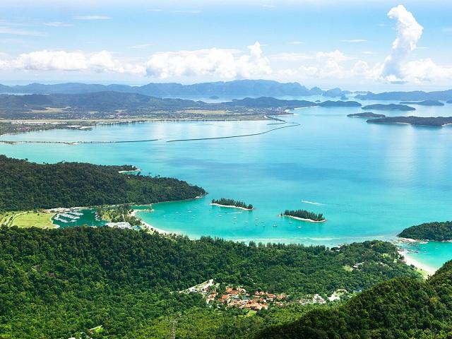 Cùng EVA Air tìm kiếm thiên đường biển đảo ở Malaysia