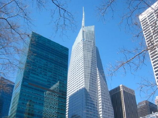 Cùng EVA Air chiêm ngưỡng những tòa cao ốc ở Mỹ
