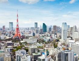 Vẻ đẹp 4 mùa quyến rũ ở Tokyo