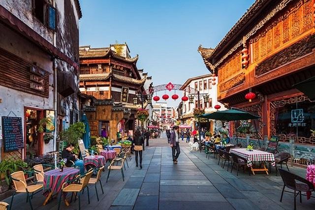 """Top 5 điểm đến hấp dẫn """"phượt thủ"""" ở Trung Quốc"""