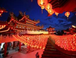 Những mùa lễ hội hút khách ở Đài Loan