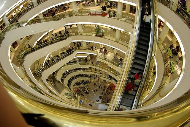 Các địa điểm mua sắm nổi tiếng ở Mỹ