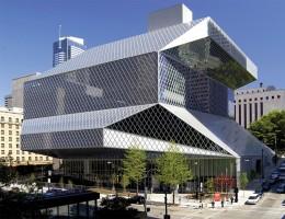 Thư viện Trung tâm điểm đến khám phá kiến trúc tuyệt vời ở Seattle