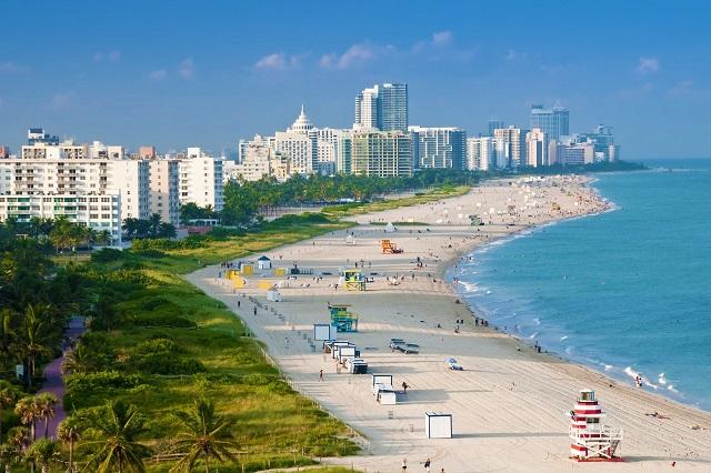 Tận hưởng kỳ nghỉ hè tuyệt vời tại thiên đường du lịch biển - Miami