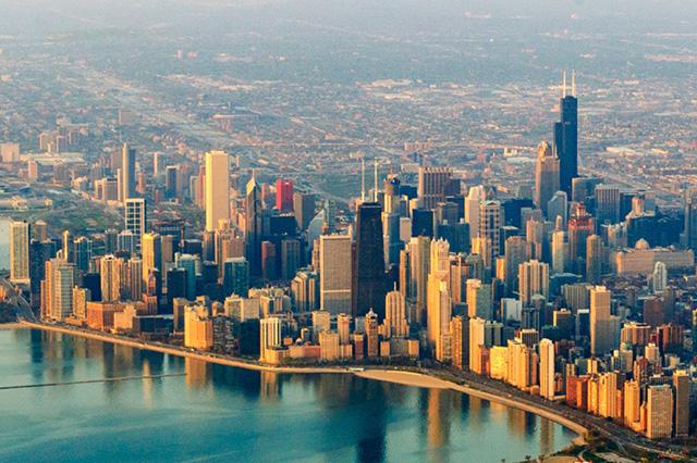 Những lí do khiến du khách thích mê ở Chicago