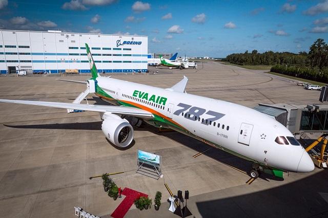 Review dịch vụ trên chuyến bay hạng thương gia hãng EVA Air