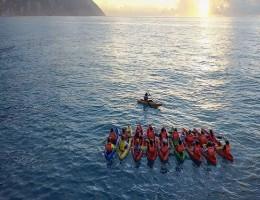 Top 10 hoạt động thể thao dưới nước cực hấp dẫn tại Đài Loan