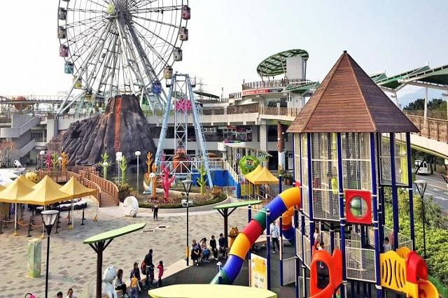 Top 8 điểm vui chơi giải trí hàng đầu tại Đài Loan