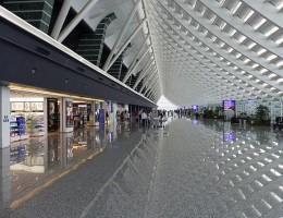 Bên trong sân bay Đài Loan có gì nổi bật