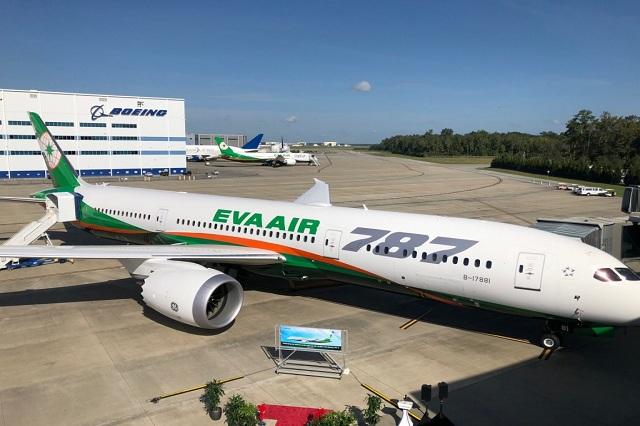 Hãng máy bay EVA Air đi Đài Loan có tốt không?