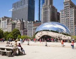 10 điểm du lịch hấp dẫn tại Millennium Park Chicago