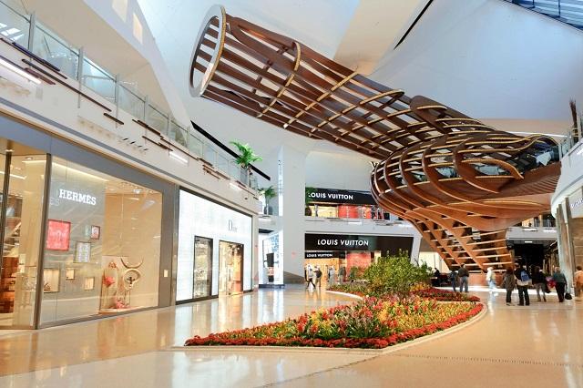 Top 10 trung tâm và địa điểm mua sắm được yêu thích nhất Las Vegas