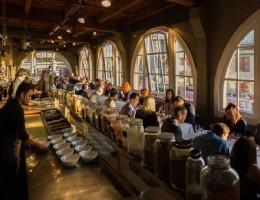 Top 10 địa điểm ăn uống hấp dẫn nhất tại chợ Pike Place, Seattle