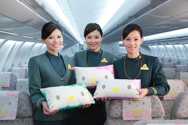 Tiêu chuẩn để EVA Air tuyển dụng làm tiếp viên hàng không