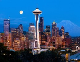 Top 10 địa điểm tham quan nhất định phải ghé thăm khi đến Seattle