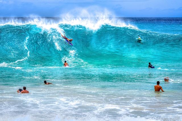 Khám phá top 10 bãi biển tuyệt đẹp gần Honolulu