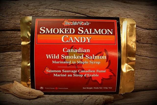 Cá hồi hun khói món quà thú vị từ tự nhiên bạn nên mua làm quà tặng