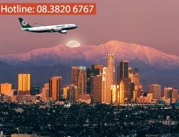 Vé máy bay đi Los Angeles giá rẻ