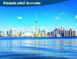 Vé máy bay đi Toronto của Eva Air