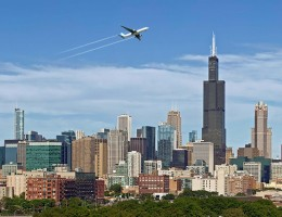 Vé máy bay giá rẻ đi Chicago Mỹ